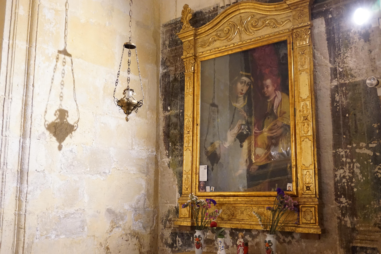 Virgen del Populo Orihuela S. XVI
