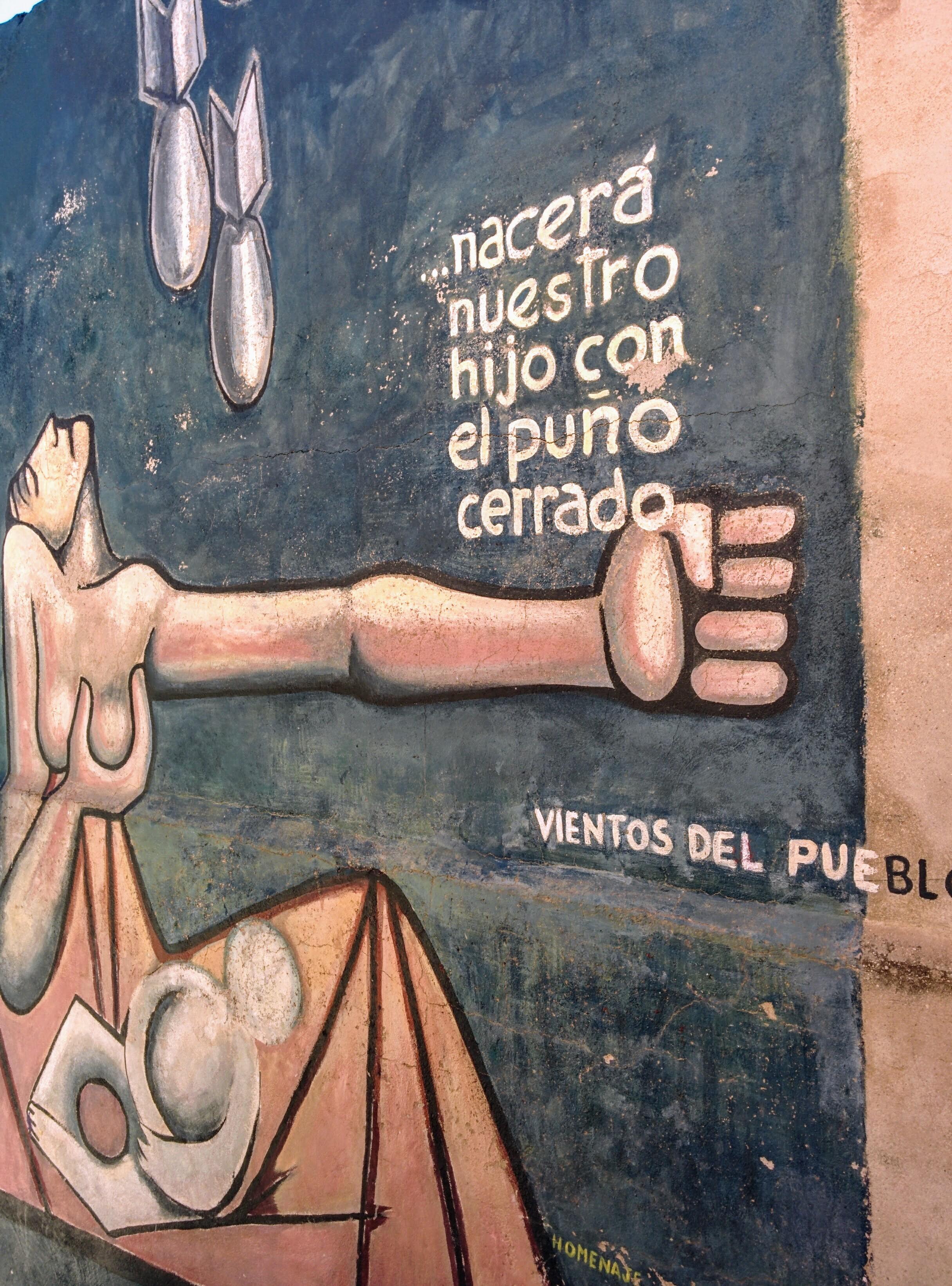 Murales de San Isidro Orihuela