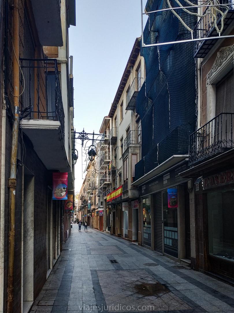 Calle Mayor Orihuela