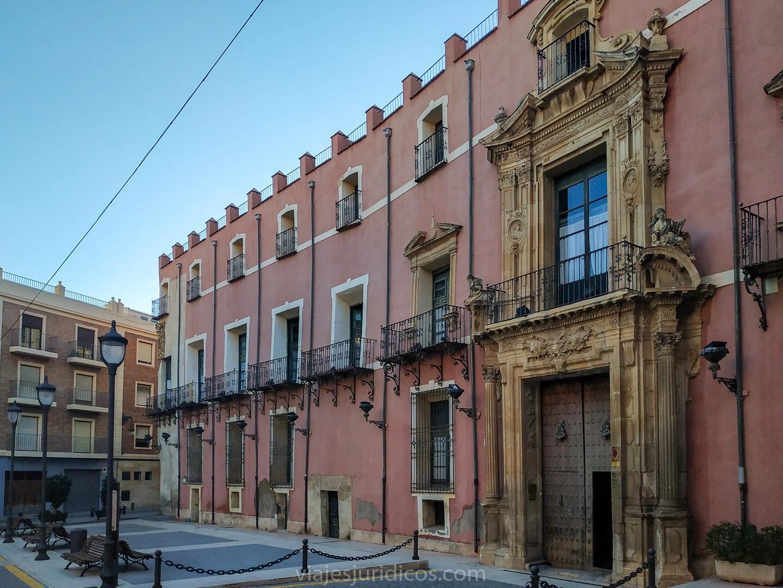 Palacio de los Condes de Granja