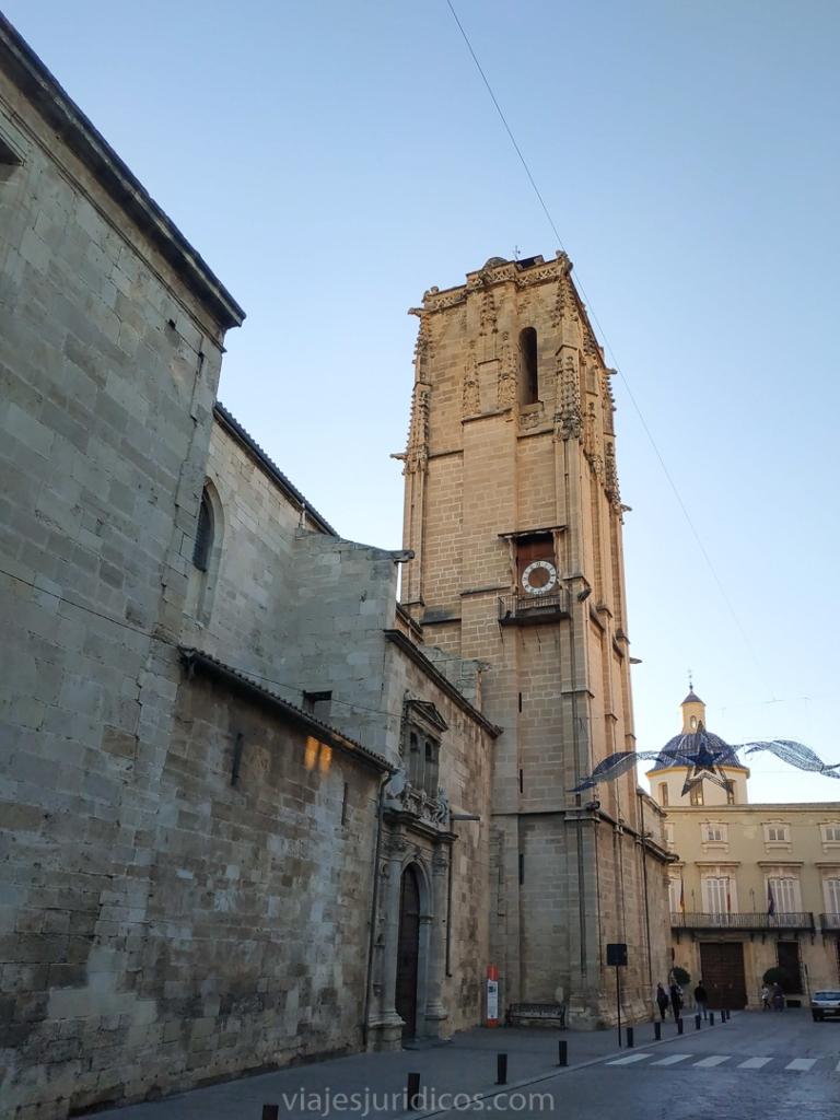 Torre de Santa Justa y Rufina Orihuela