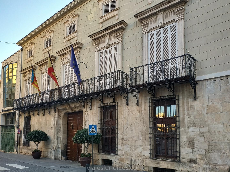 Palacio del Marqués de Arneva