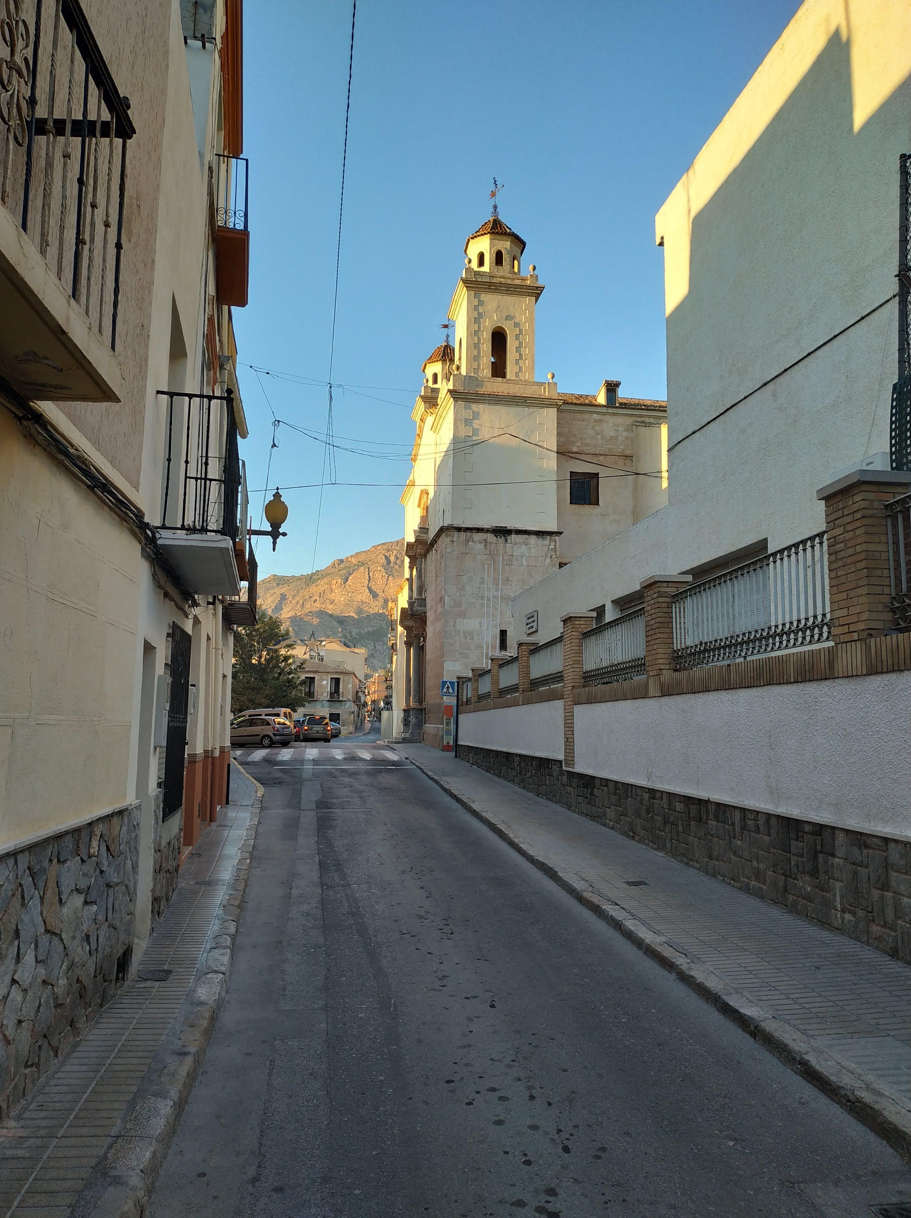 Iglesia de Monserrate Orihuela