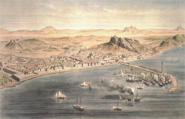 Alfred Guesdon Alicante 1832