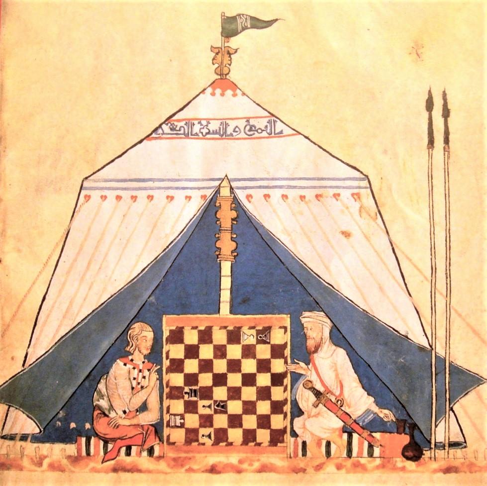 Libro de los juegos alfonso X el sabio partida arabe cristiano