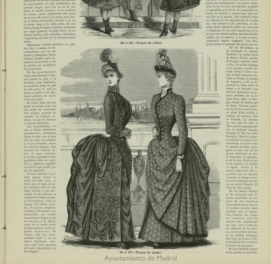trajes epoca 1886