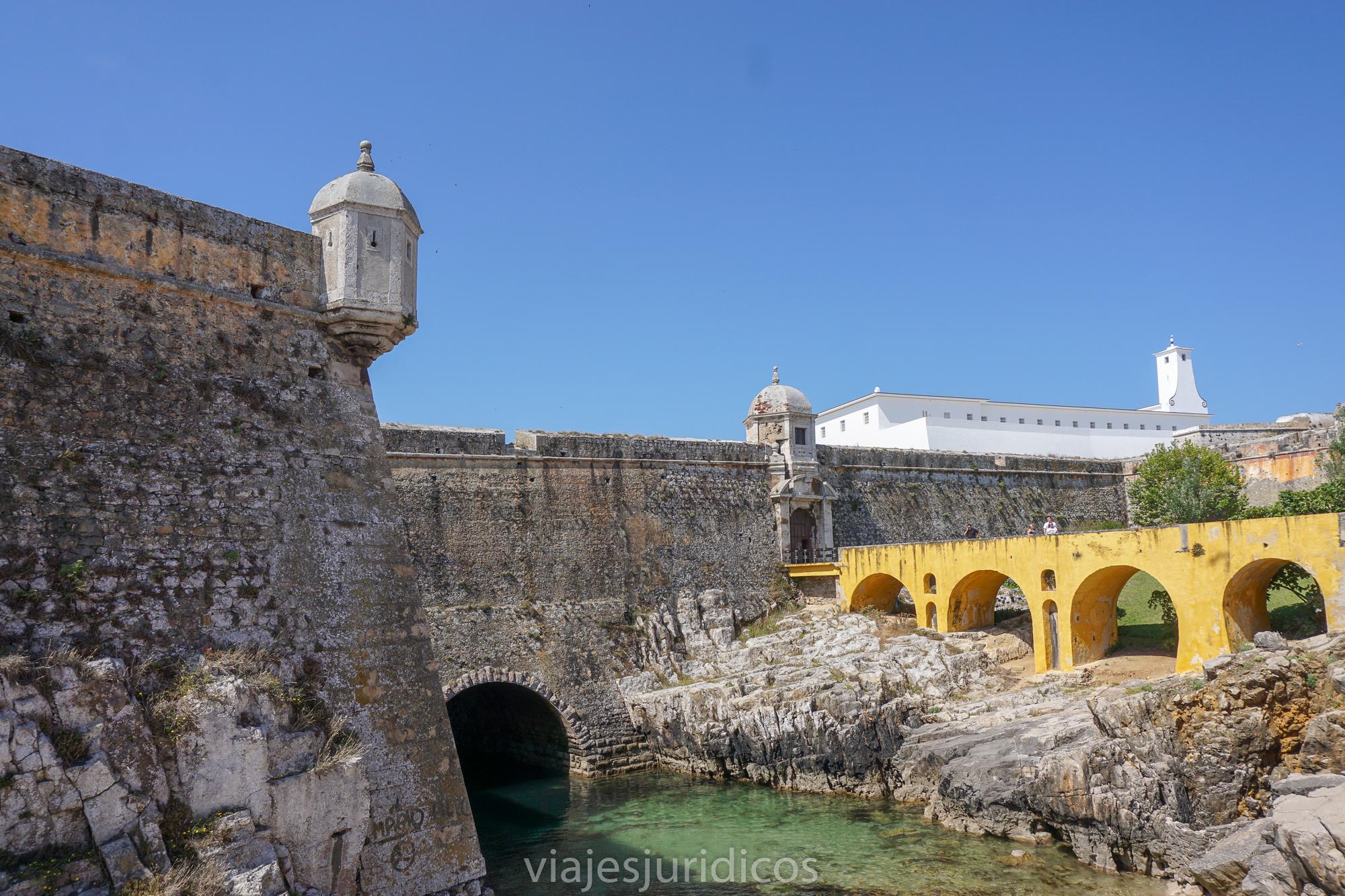 Peniche fortaleza museo de la resistencia y libertad. antigua prisión