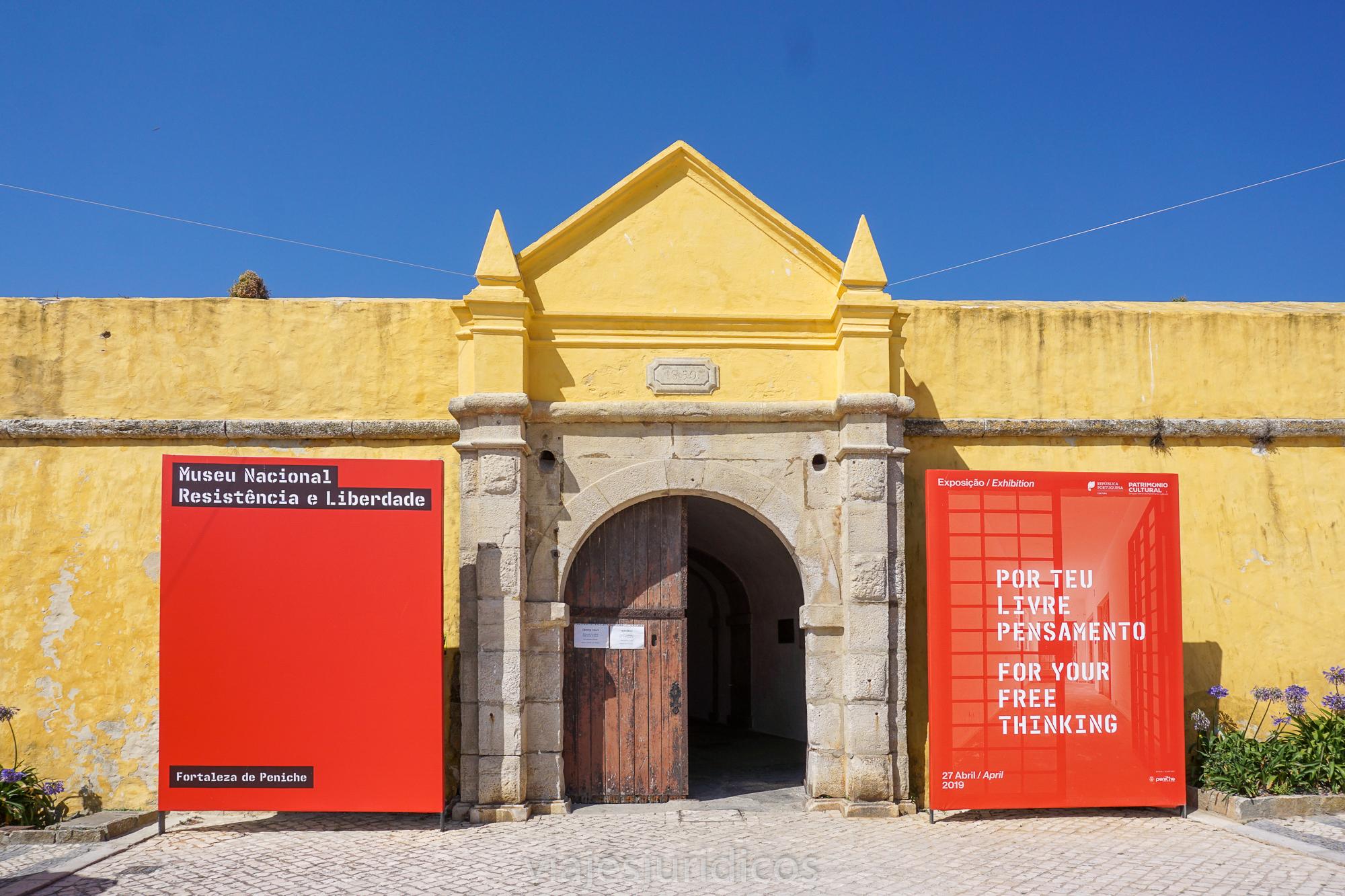 Museo Nacional de la Resistencia y Libertad de Peniche