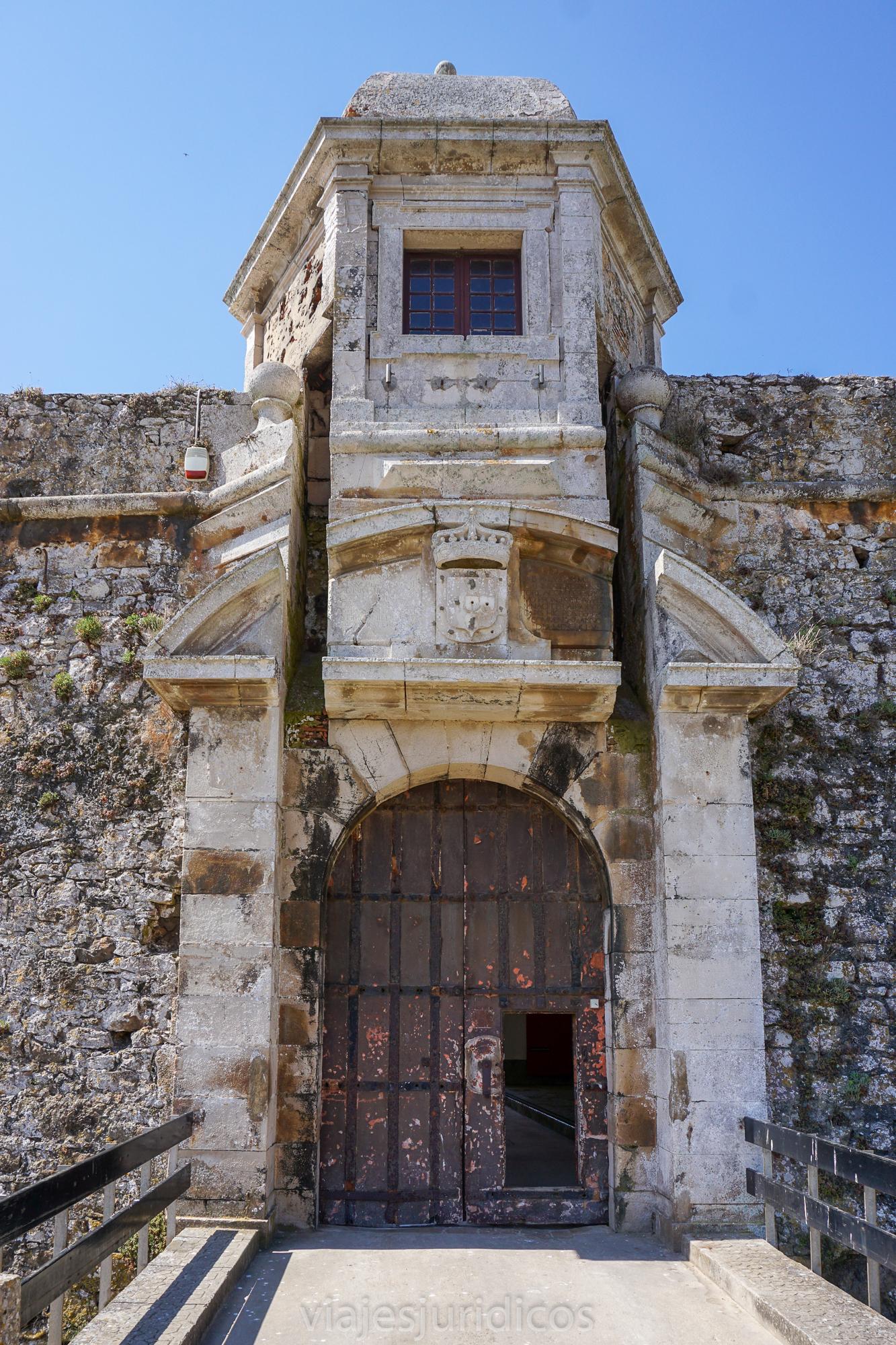 Fortaleza Peniche museo de la resistencia y libertad