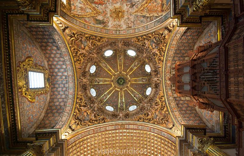 cúpula-iglesia-de-santo-domingo Orihuela