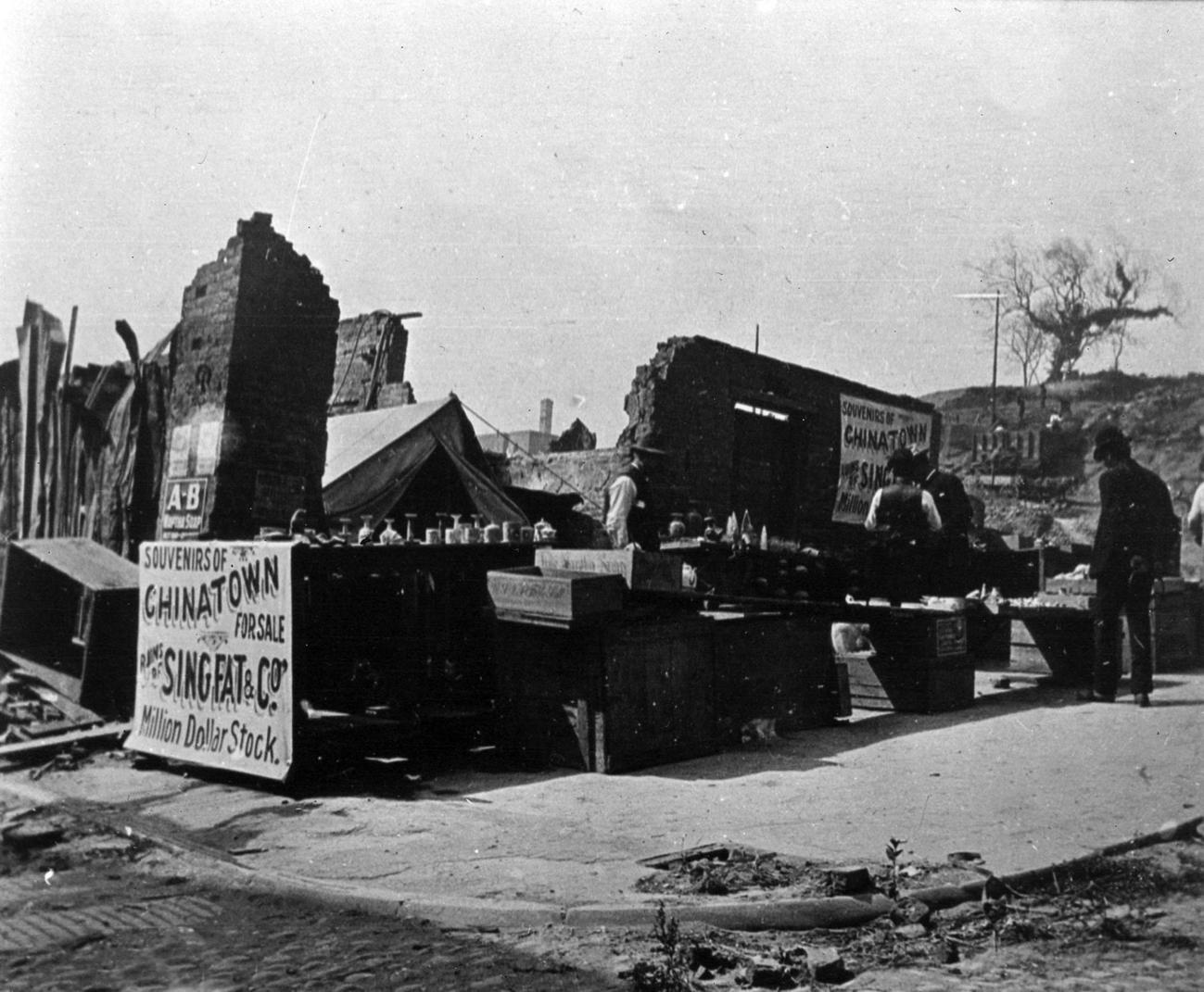 san francisco terremoto 1906