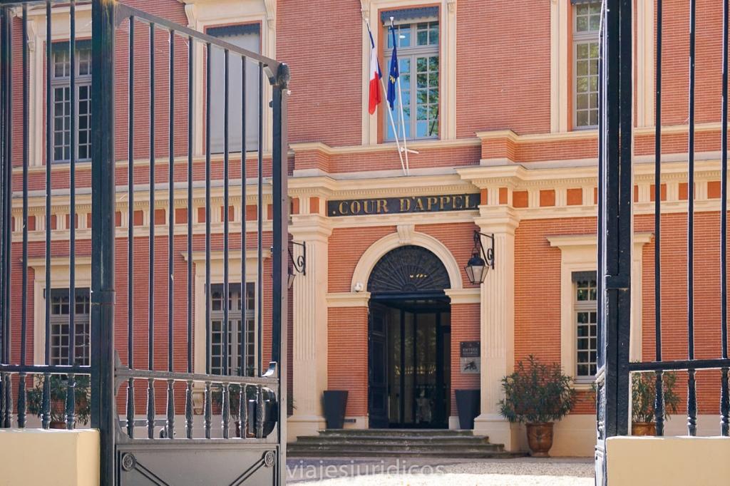 cour d'appel toulouse palacio de justicia de toulouse