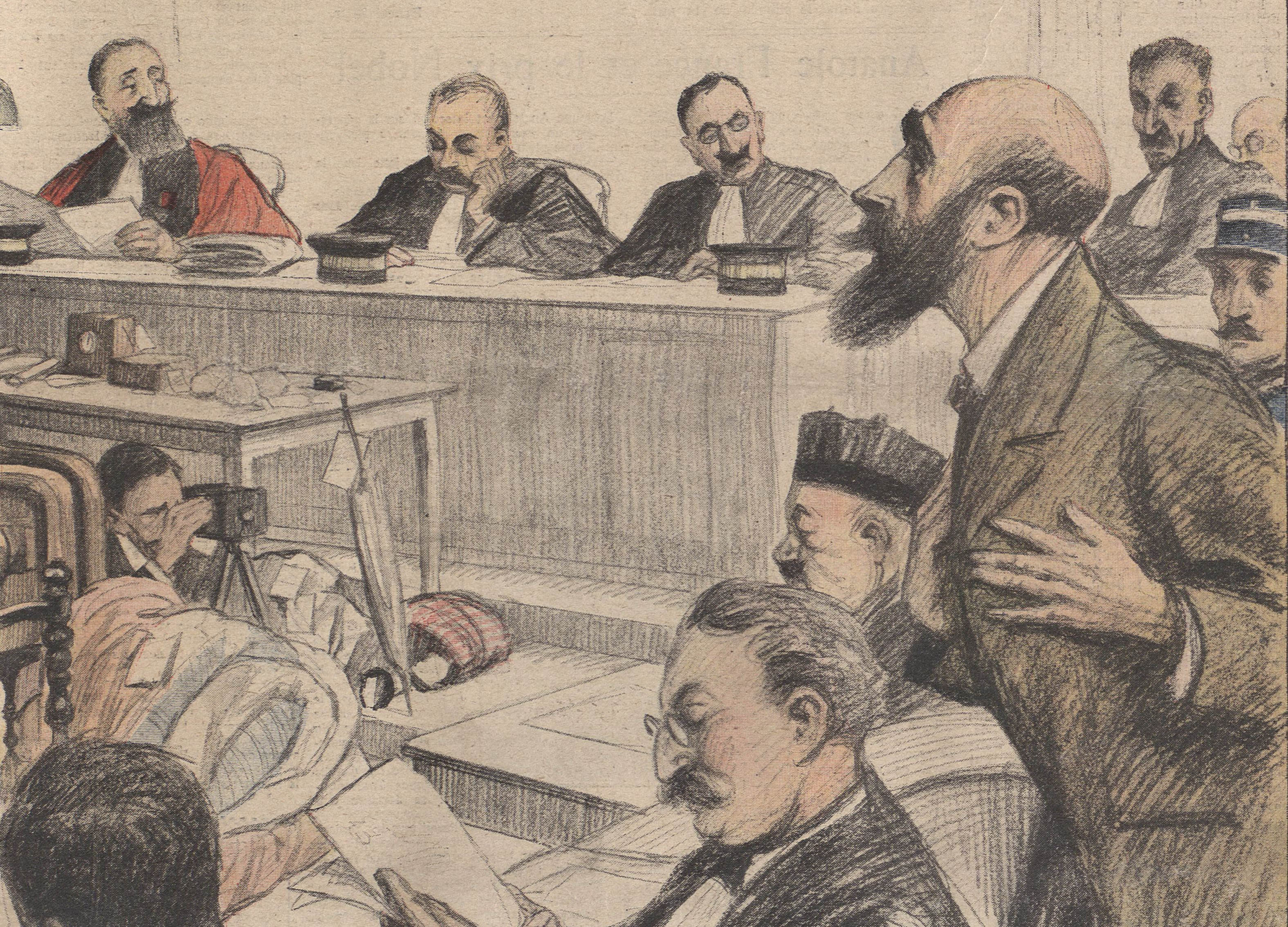 El Proceso Landru. El asesino de los noventa nombres