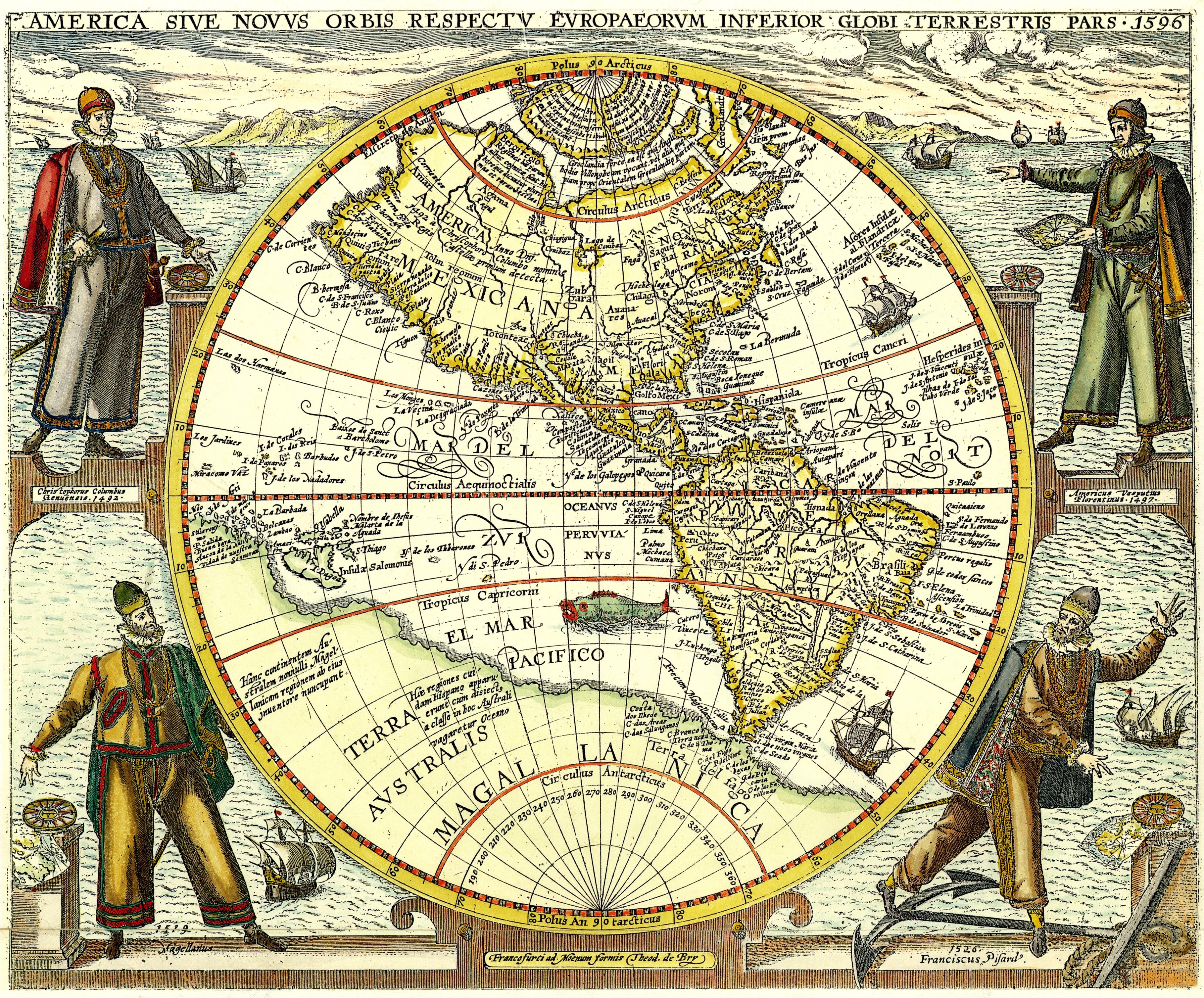 El descubrimiento de América y el derecho internacional público