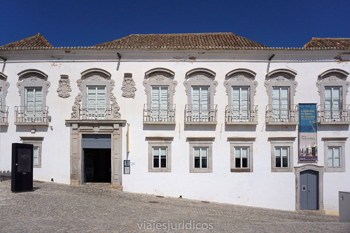 Tavira. Historia del Algarve