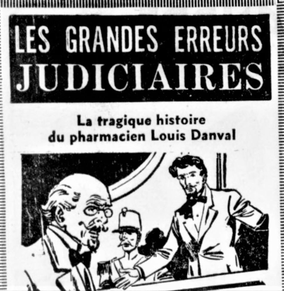 El caso Danval. Un error científico y judicial