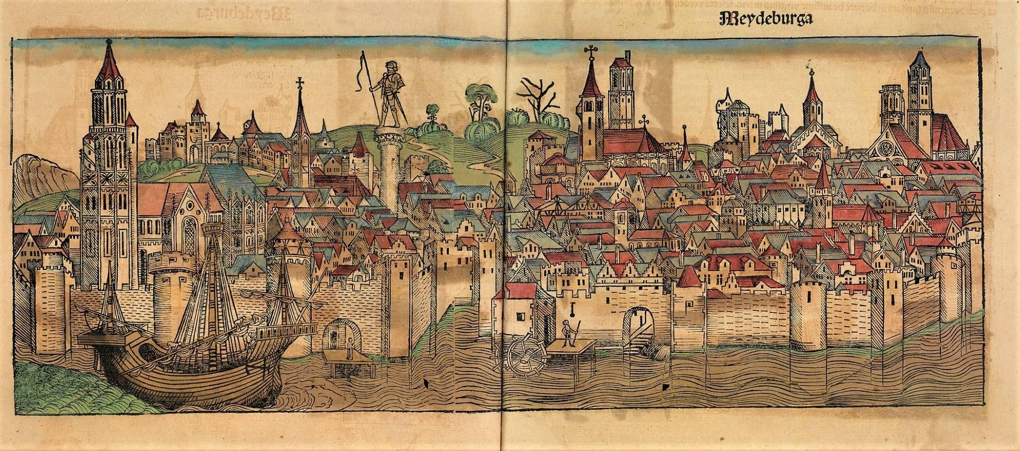 Las Leyes de Magdeburgo